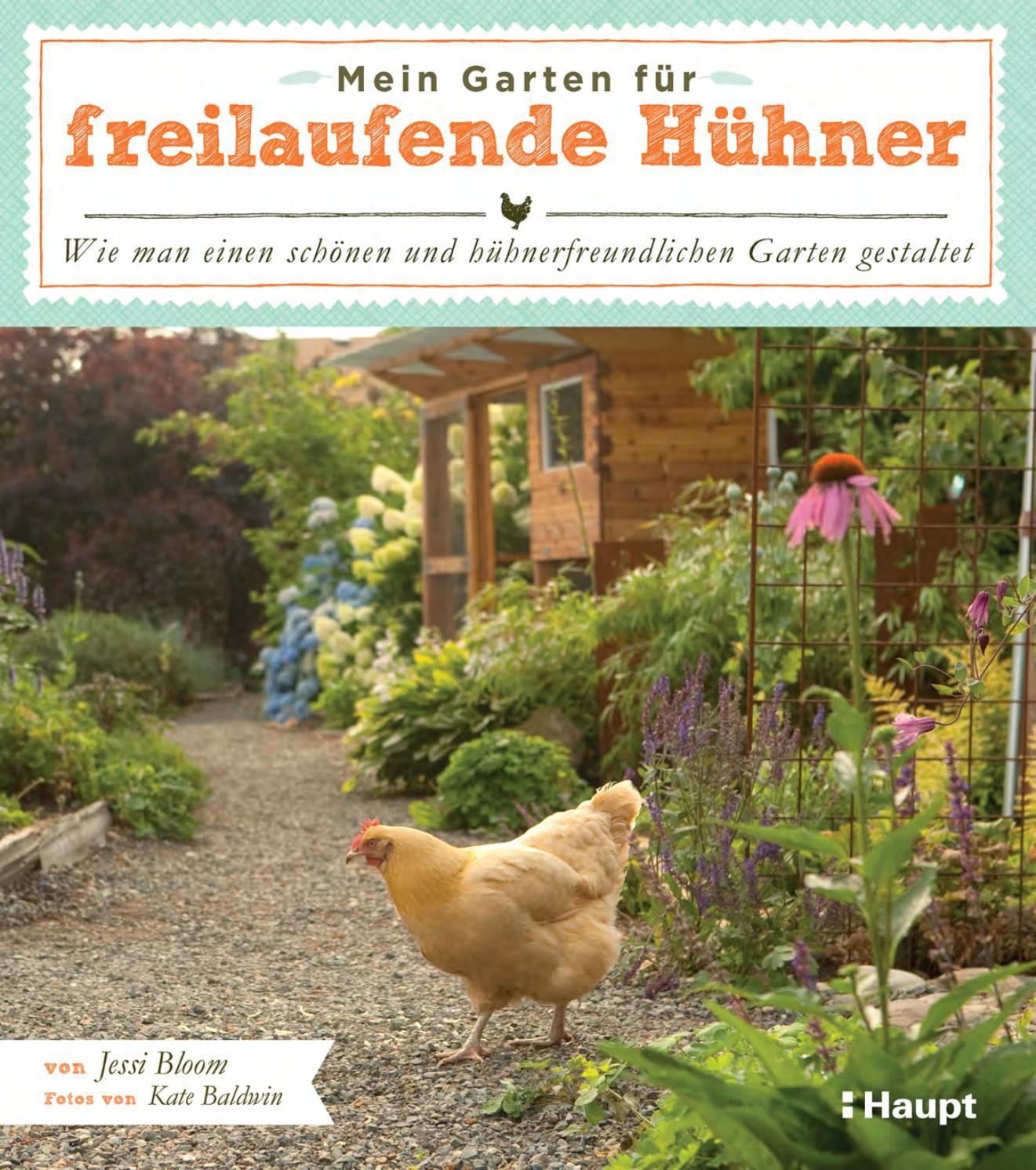 Bloom, Hühnergarten by Haupt Verlag - issuu