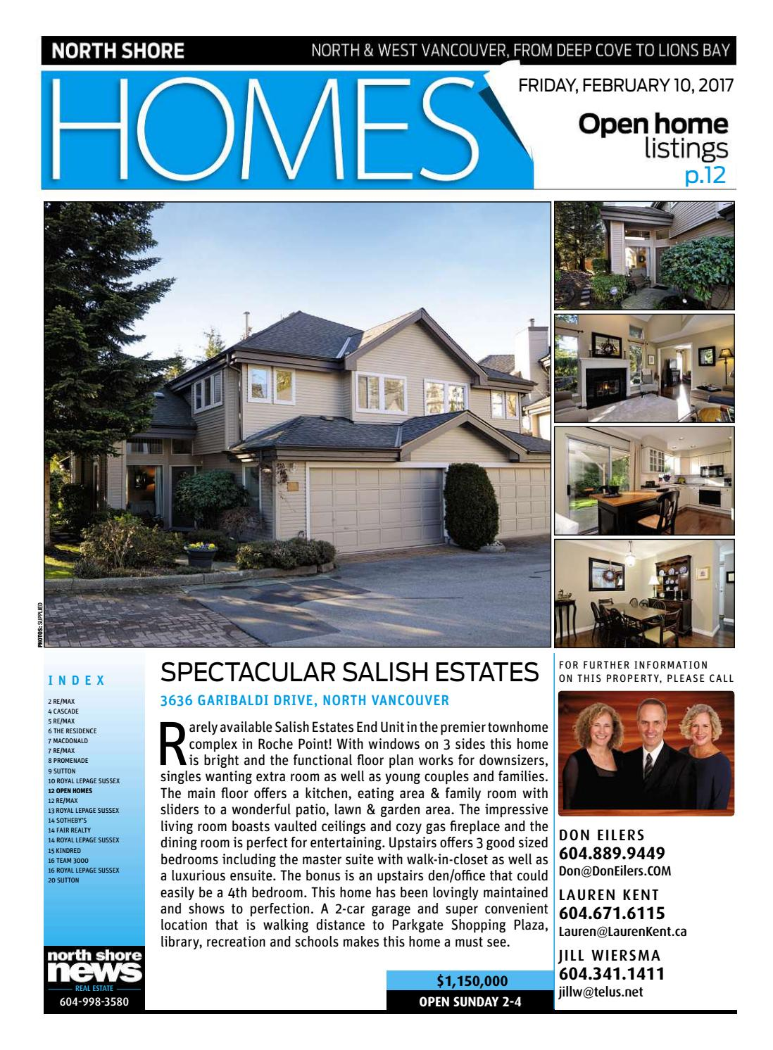 North Shore Homes Real Estate February 10 10 by NSN Features   issuu