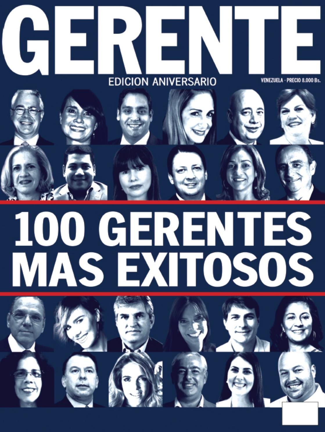 Revista Gerente Venezuela 314 by REVISTA GERENTE - issuu