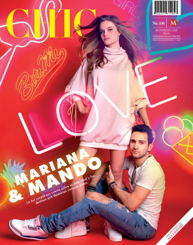 Chic Magazine Monterrey, núm. 536, 09/feb/2017 by Chic Magazine ...