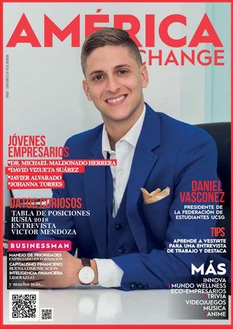 Revista América Change by Revista America Change - issuu