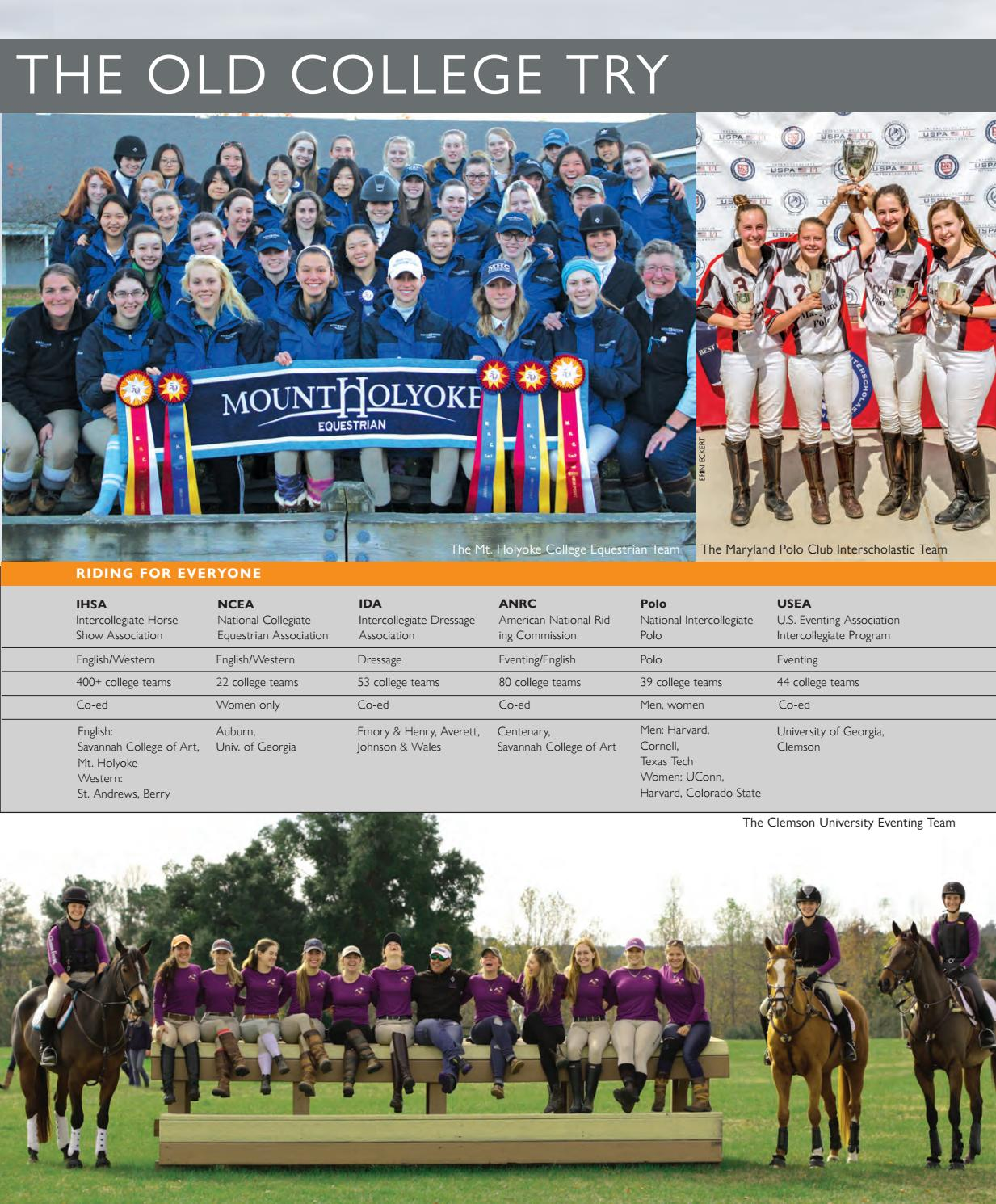 Equestrian Living Feb Mar 2017 By Equestrian Living Issuu