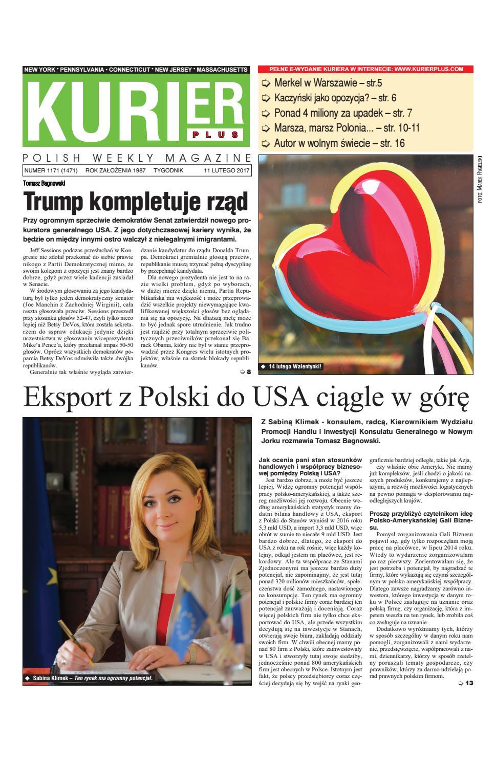 Kurier Plus 11 Lutego 2017 By Kurier Plus Issuu