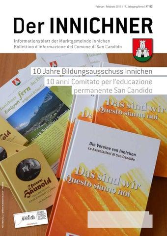 Nr./n. 82 2017 Der Innichner by Gemeinde Innichen - issuu