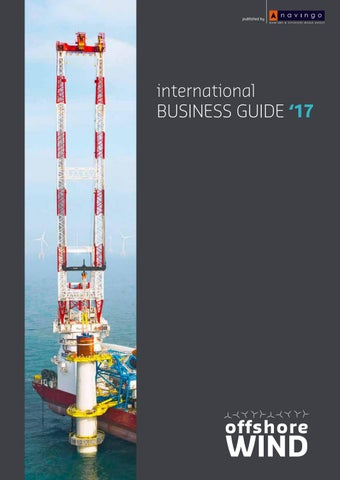 Offshore Wind International Business Guide 2017 By Navingo