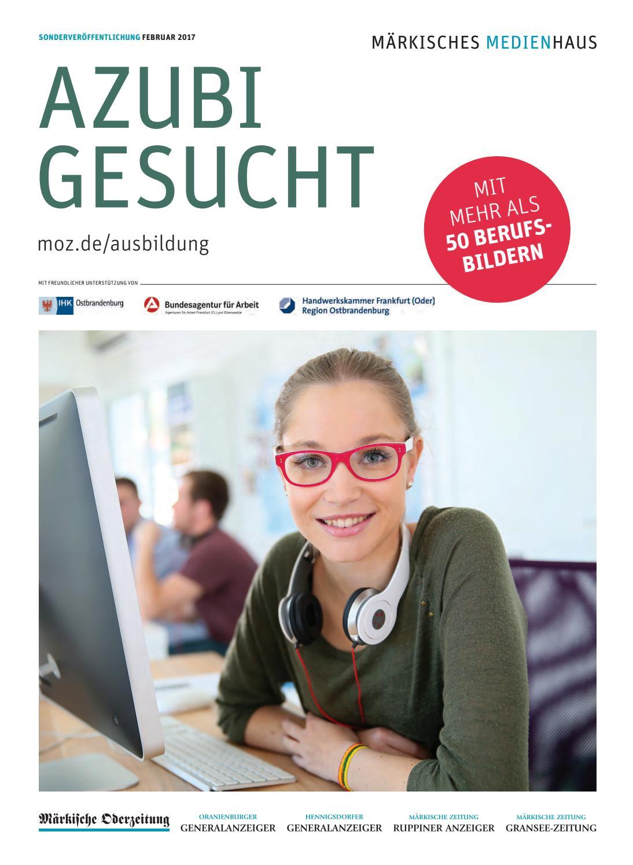 """""""Azubi gesucht"""" Februar 2017 by Märkische Onlinezeitung - issuu"""