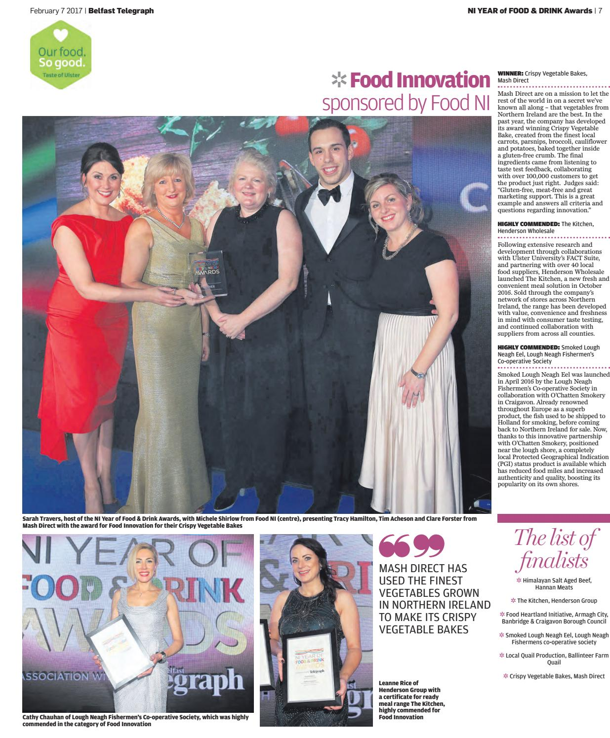 Food and Drink Awards by Belfast Telegraph - issuu