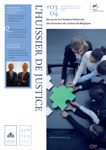 LHuissier De Justice     By SamTes  Issuu