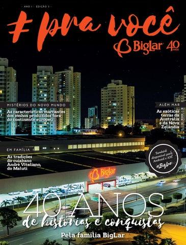 Revista BigLar - Diferente pra você! by BigLar - issuu 3ba198893b3