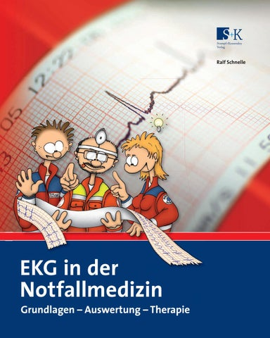 Ekg In Der Notfallmedizin By Verlag Stumpf Kossendey Issuu