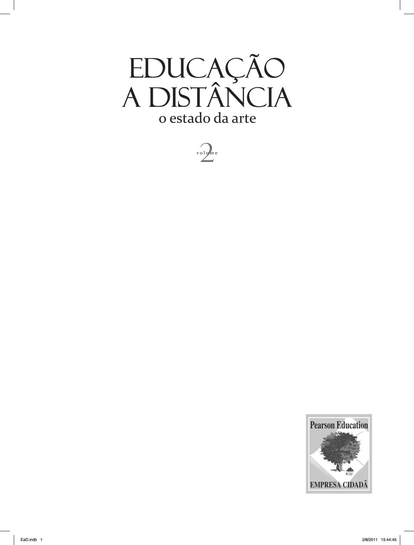 Livro educao distncia o estado da arte 2 by hingrid menezes issuu fandeluxe Gallery