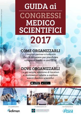 Guida ai Congressi Medico Scientifici 2017 by Ediman - issuu 411c84711b66