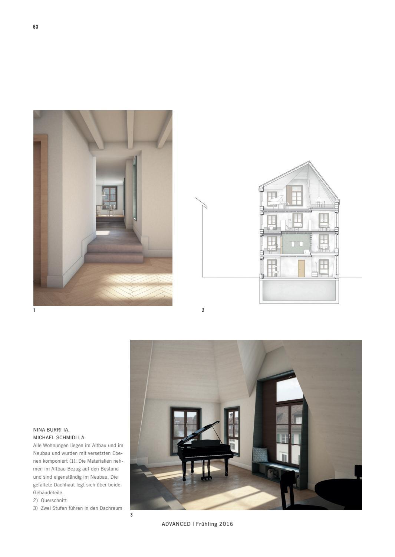 Jahrbuch Innenarchitektur 2015/2016 by Hochschule Luzern - issuu
