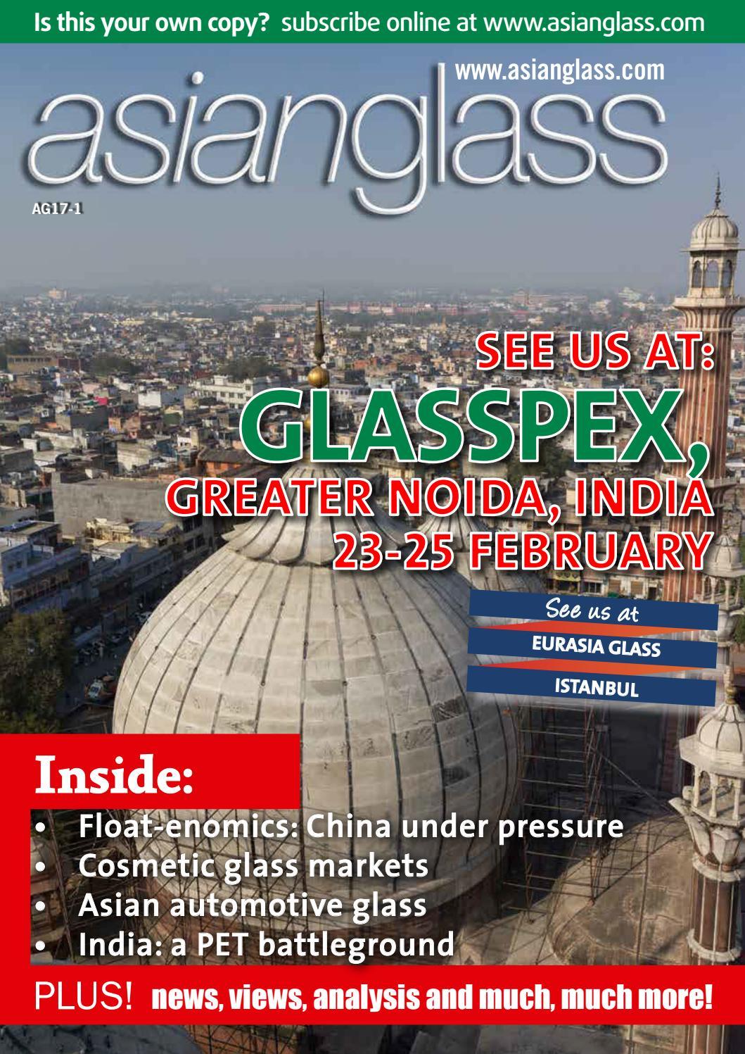 Asian Glass - AG17-1 Edition by Bowhead Media Ltd - Issuu