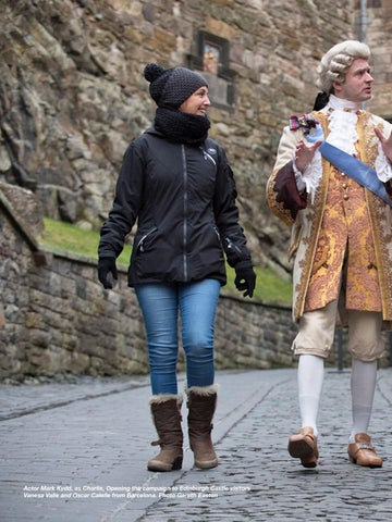 Page 8 of On the trail of Bonnie Prince Charlie as Outlander reawakens interest in the Jacobite story
