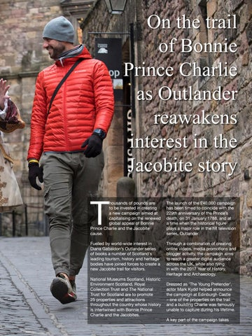 Page 9 of On the trail of Bonnie Prince Charlie as Outlander reawakens interest in the Jacobite story