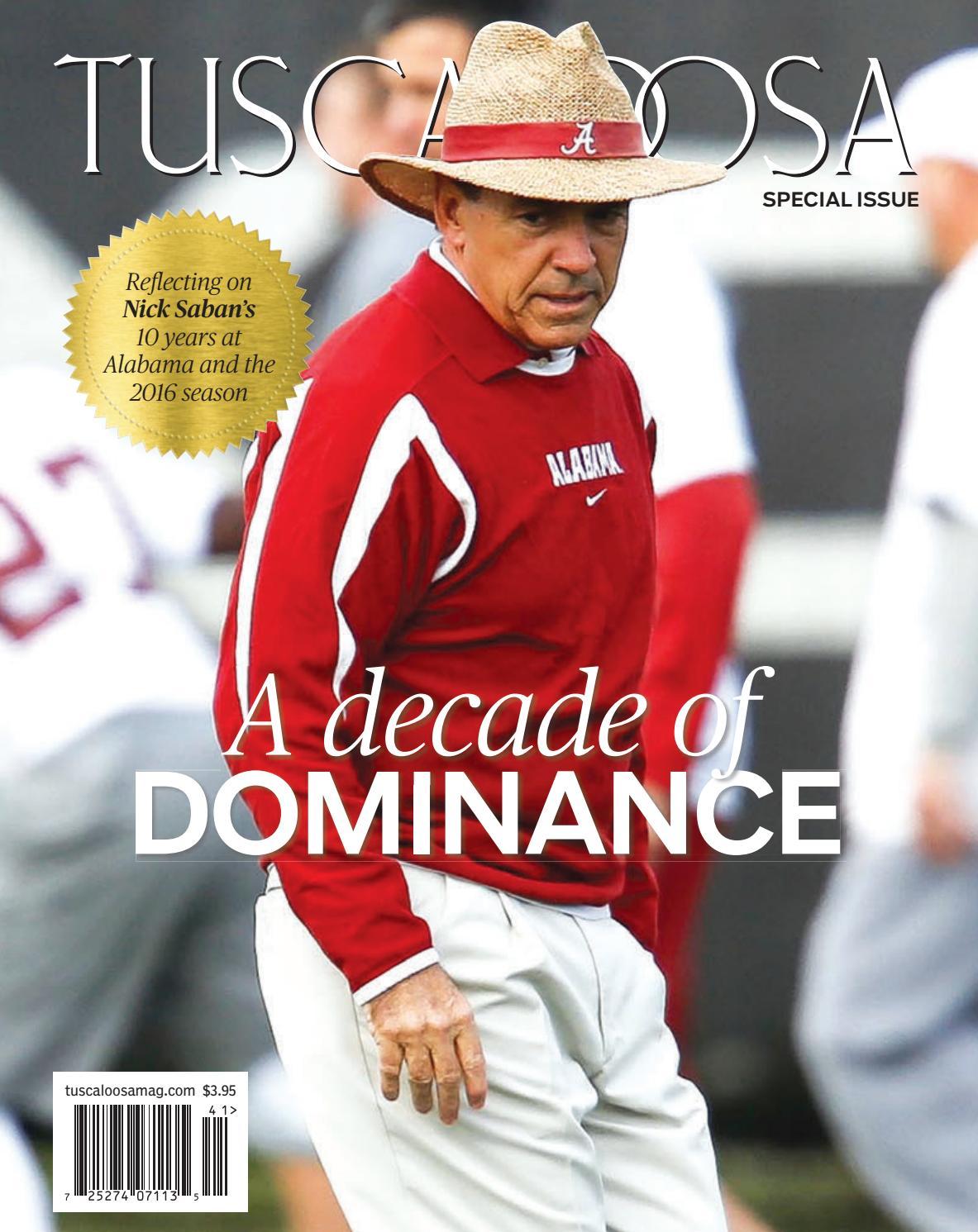 Tuscaloosa Magazine Special Issue 2017 by Tuscaloosa News - issuu