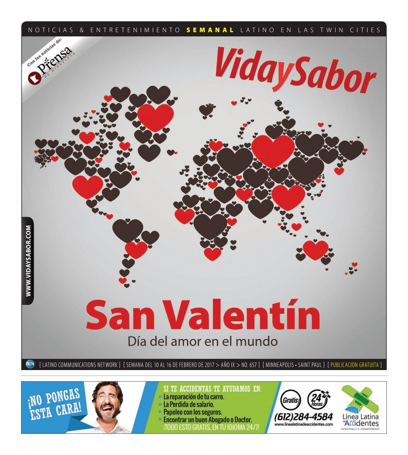 Vida y Sabor 657 by Latino Communications Network LLC - issuu b9c232cfb4d