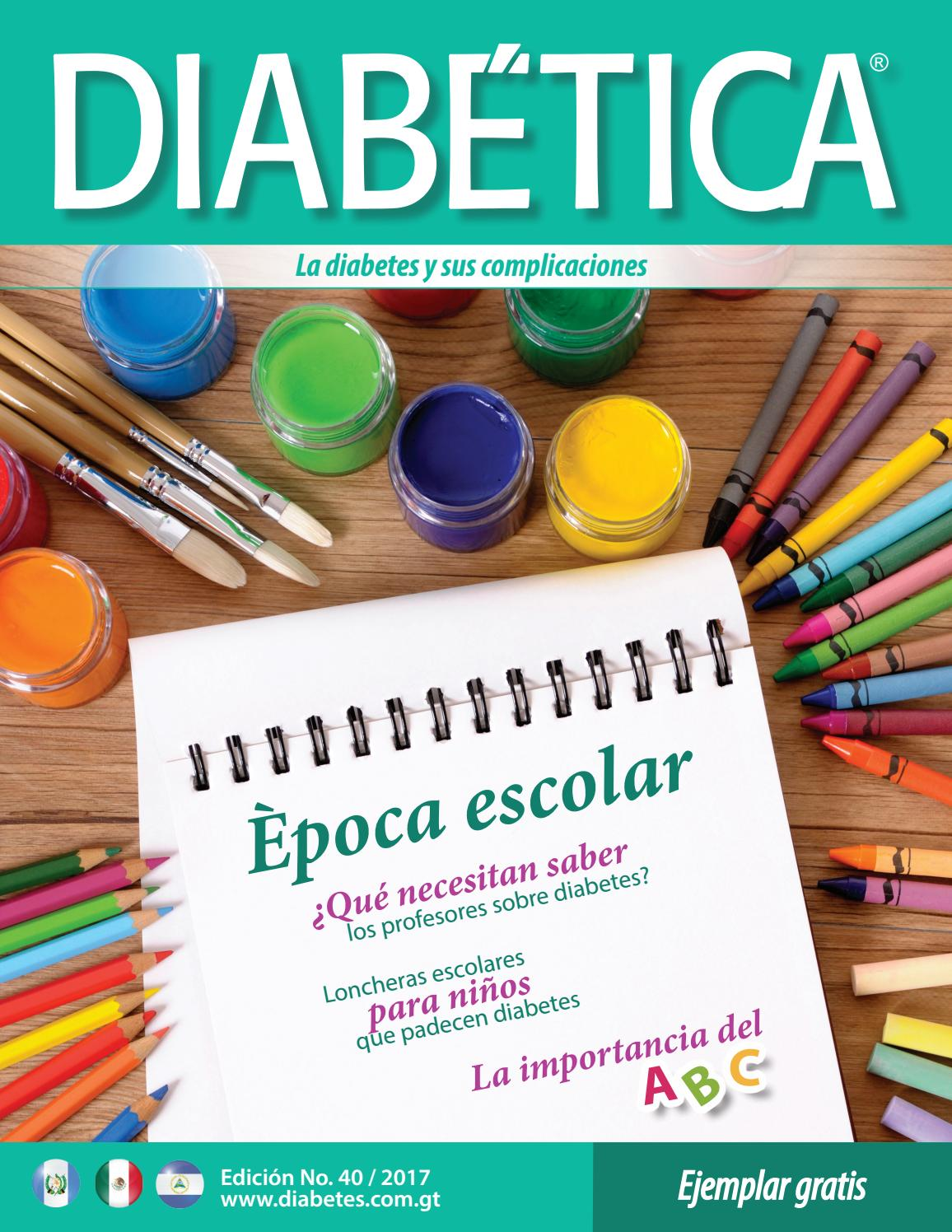 enseñando a los maestros sobre diabetes