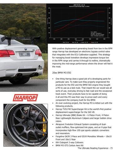 MMW V7 Issue1 By MotorWerks Magazine