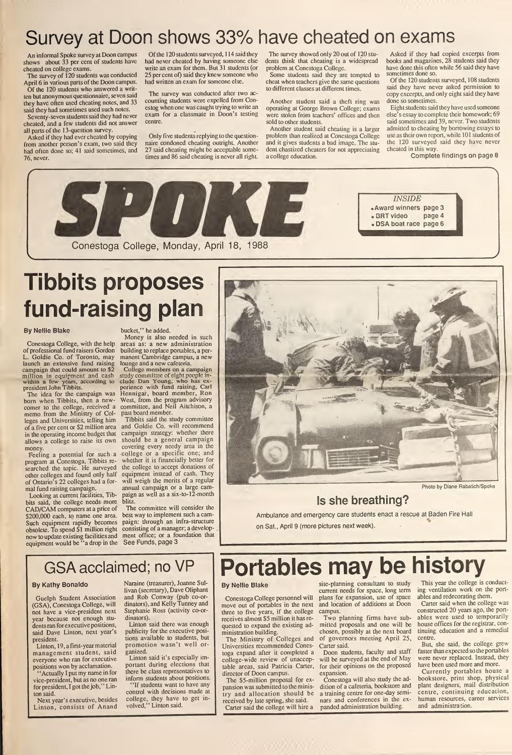 Digital Edition - April 18, 1988 by SPOKENewspaper - issuu