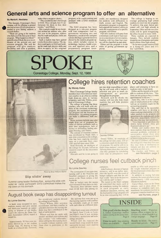 Digital Edition - September 12, 1988 by SPOKENewspaper - issuu