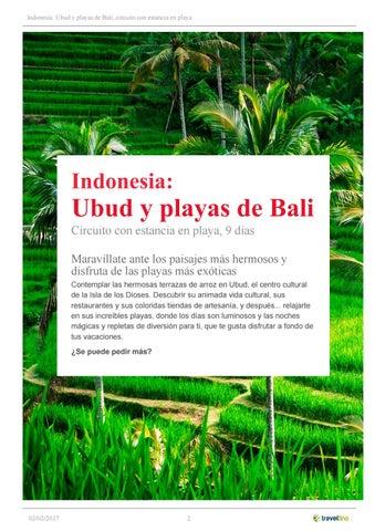 hermosas fotos de la casa en kerala Indonesia Ubud Y Playas De Bali By Kerala Viajes Issuu