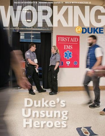 Working@Duke February/March 2017 Issue by Working Duke - issuu