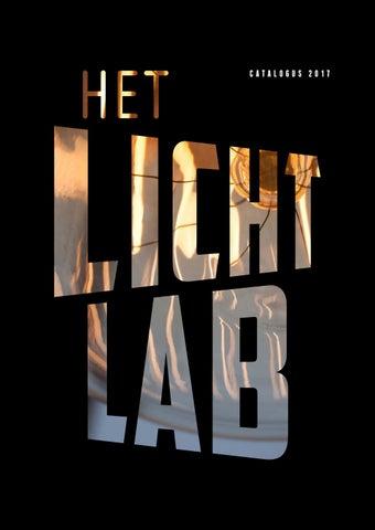 Het Lichtlab Dutch design verlichting - catalogus 2017 by Het ...