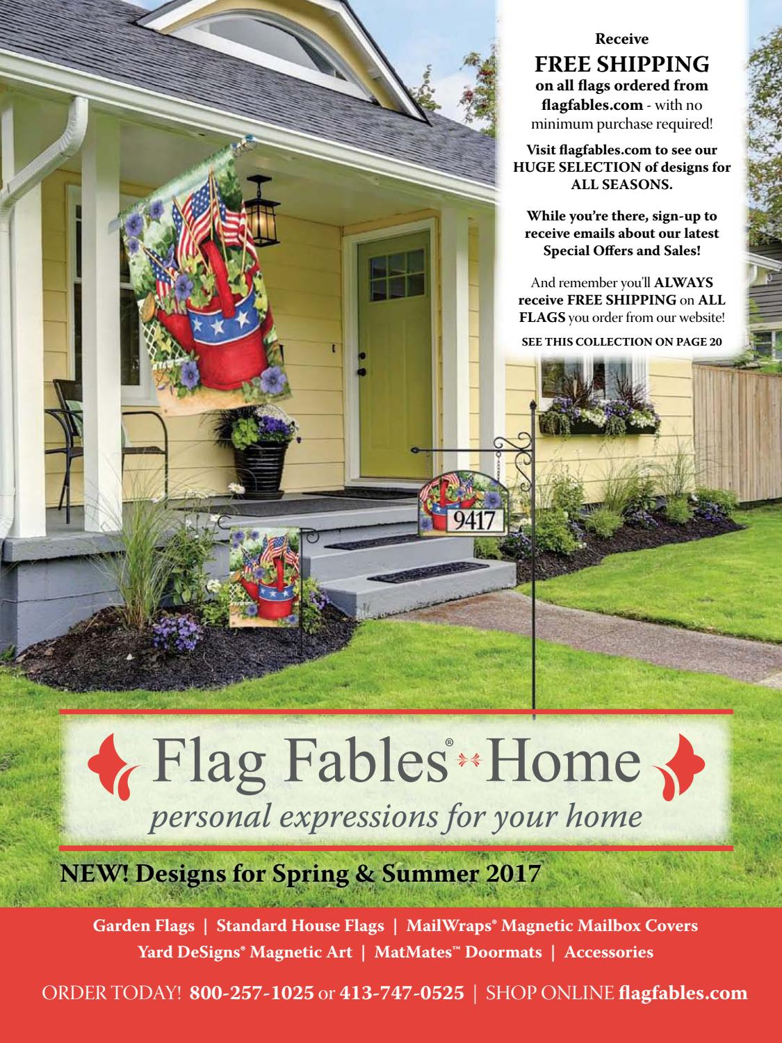 Flag Fables 2017 Spring Amp Summer Catalog By Flag Fables