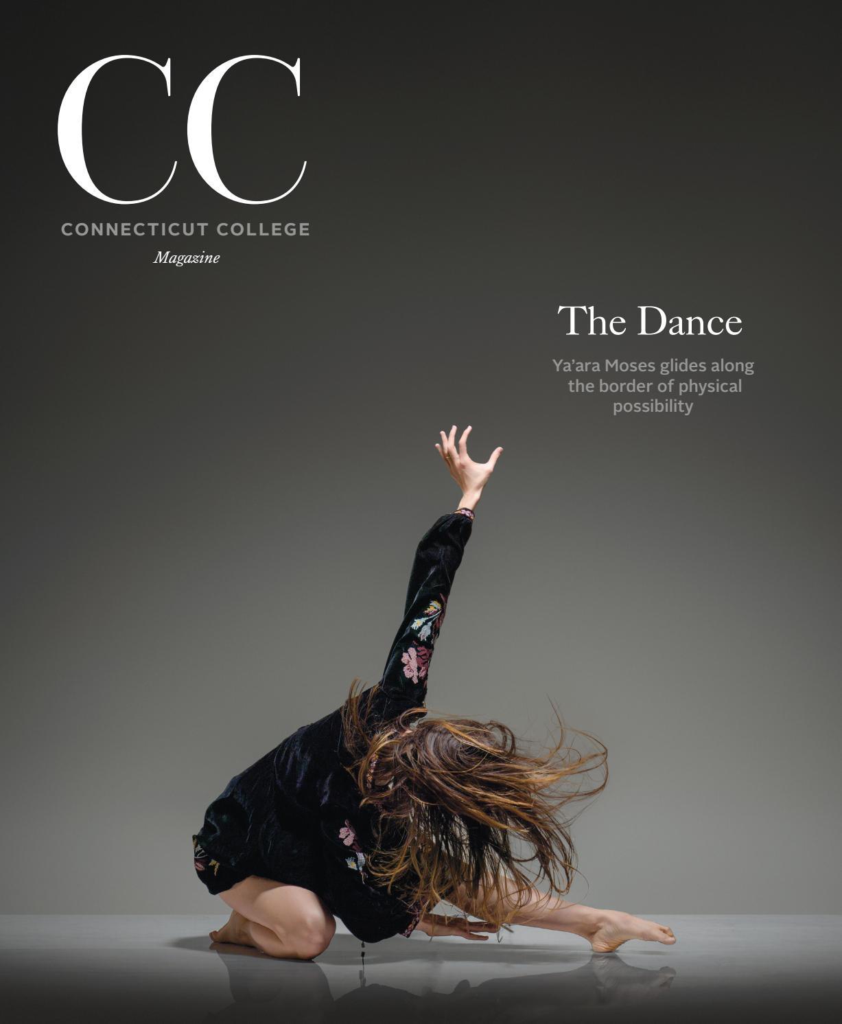 CC Magazine Winter 2017 by Connecticut College - issuu
