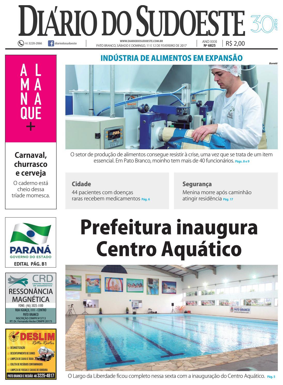 a9340d7af Diário do sudoeste 11 e 12 de fevereiro de 2017 ed 6825 by Diário do  Sudoeste - issuu