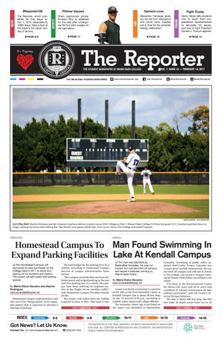 The Reporter Volume 7 Issue 10 By Mdc The Reporter Issuu