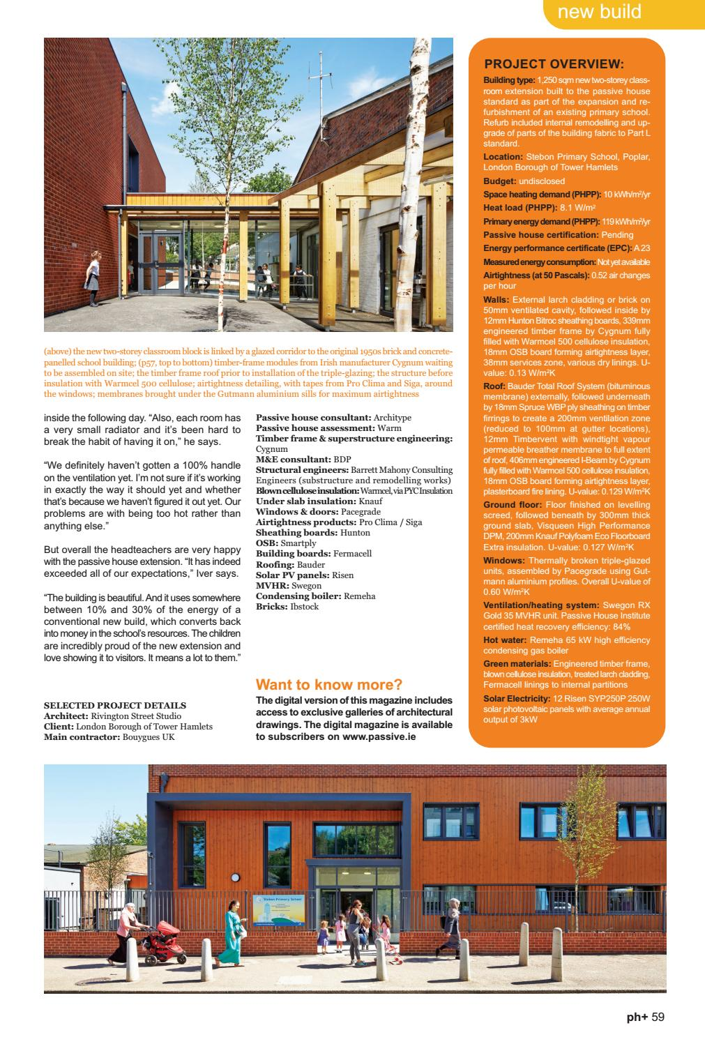 Passive house plus issue 13 (irish edition) by Passive House Plus ...