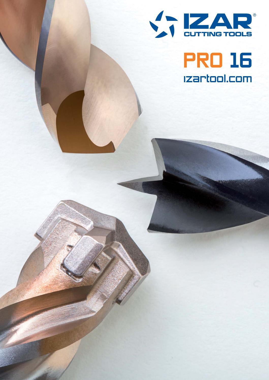 Broca para metal HSS DIN338N CLASSIQUE blister TIN 10,00 mm Izar 16546