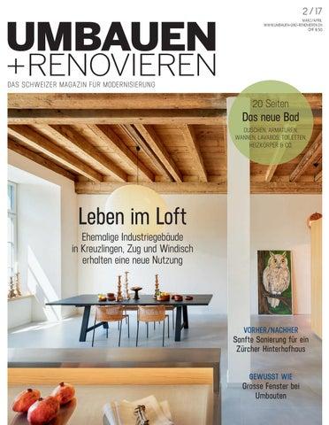 Umbauen Renovieren umbauen renovieren 02 2017 by archithema verlag issuu