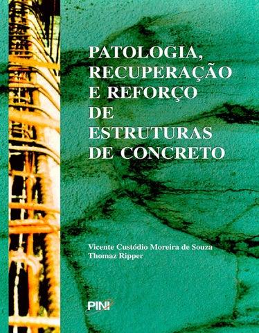 Livro pini patologia recuperacao e reforco de estruturas