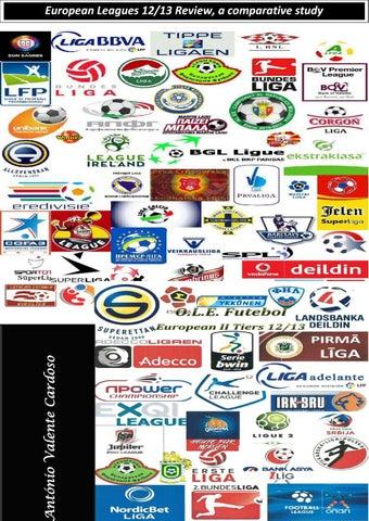European Leagues 1213 Review By Antonio Cardoso Issuu