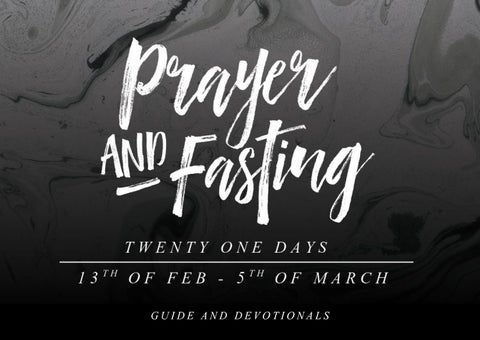 21 Days Of Prayer And Fasting Devotionals By Encompass Church