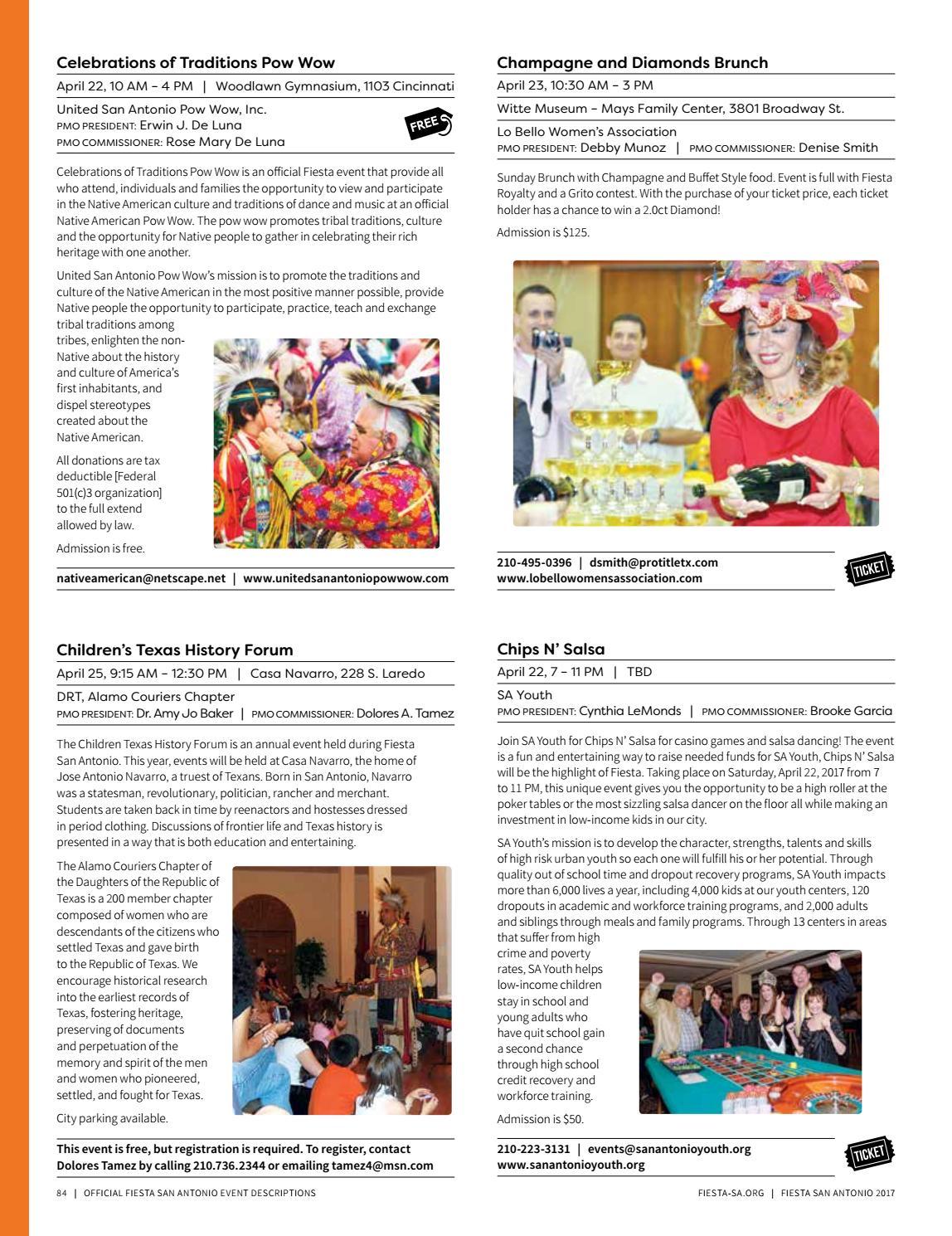 2017 Fiesta SA ISSUU by Traveling Blender - issuu