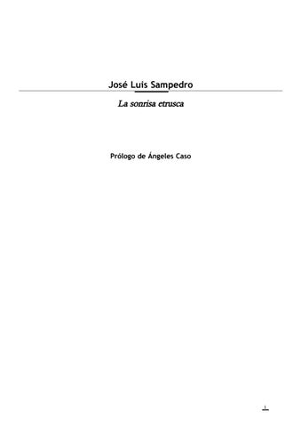 6f85a04ad7 La sonrisa etrusca ) by Miguel Garcia - issuu