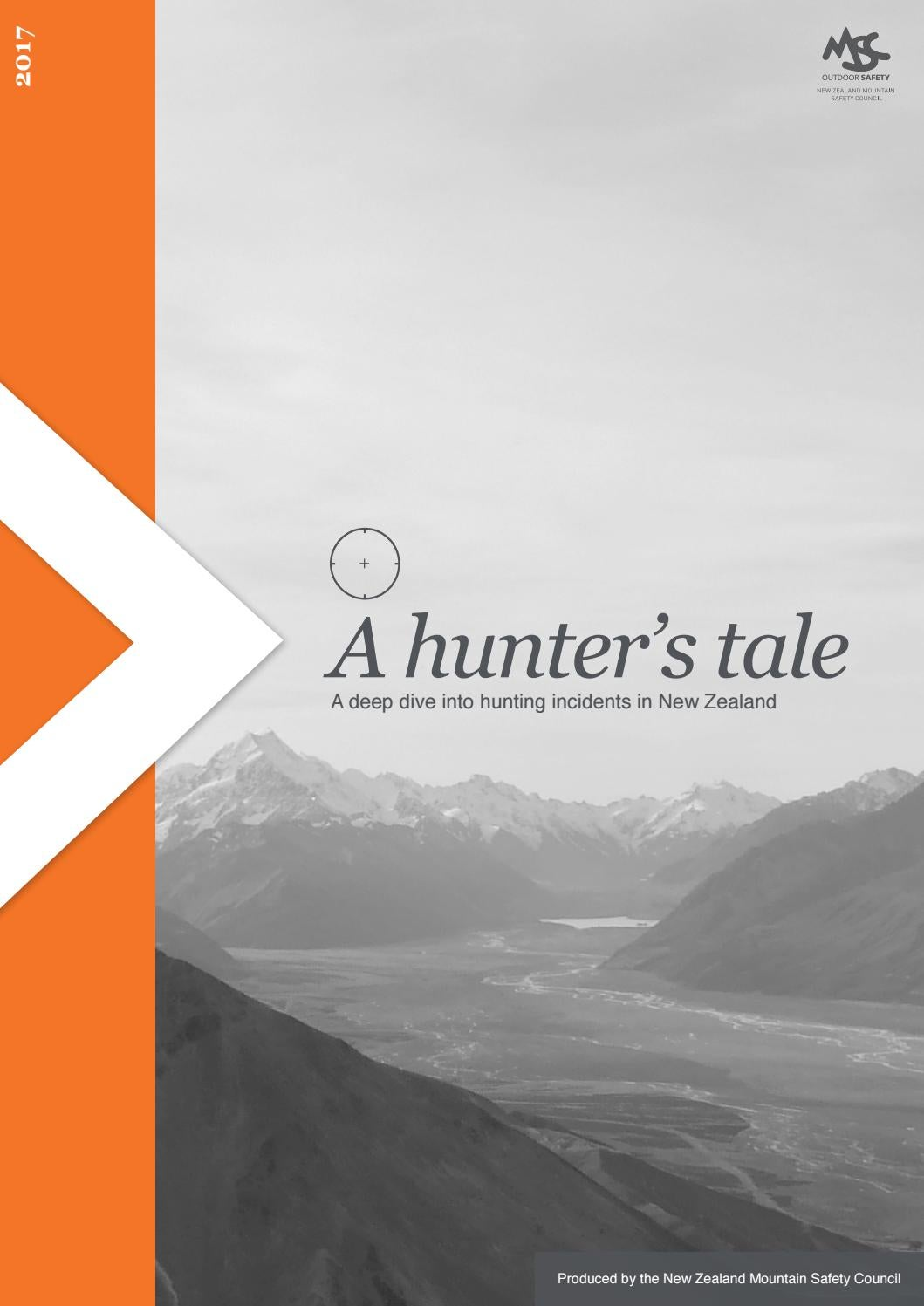 Hunting in the mountains as an option for active recreation