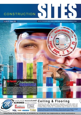 Construction Sites | February Issue no  115 by Qatar