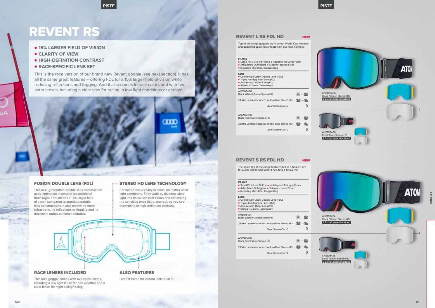 27aa566c1 Atomic Alpine Catalogue 2018 eng by snowsport snowsport - issuu