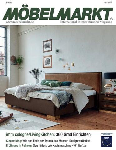 Möbelmarkt 012017 By Verlag Matthias Ritthammer Gmbh Issuu