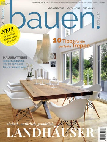 Bauen 2/3 2017 By Fachschriften Verlag   Issuu