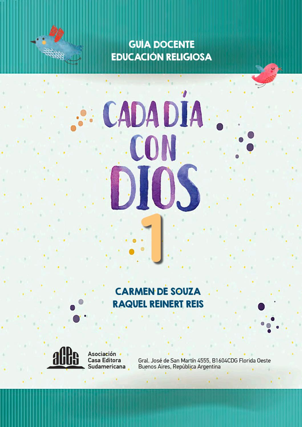 GD Cada día con Dios 1 by Editorial ACES - issuu