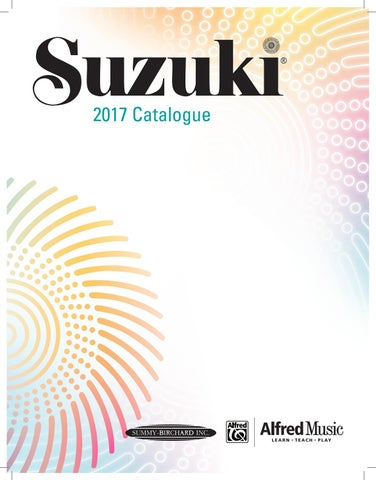 Guia fnac msica clssica 2 edio by fnac issuu suzuki 2017 catalogue fandeluxe Choice Image