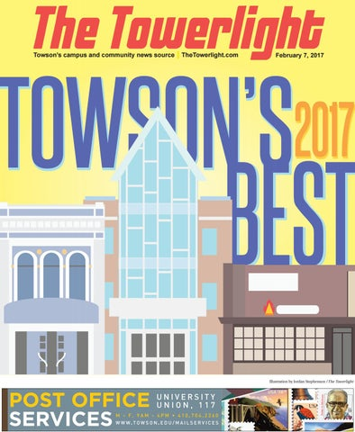 The Towerlight (Feb  7, 2017): Towson's Best
