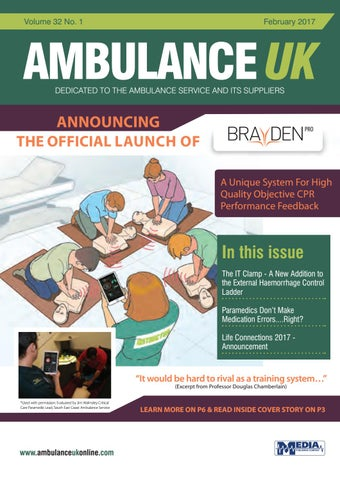 ambulance uk feb 2017 by media publishing company issuu